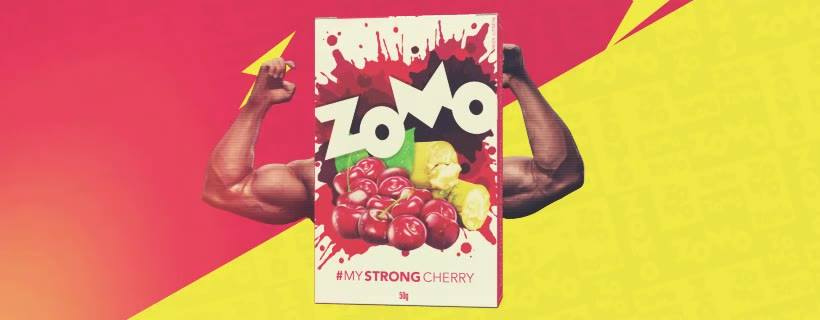 REVIEW: ZOMO STRONG CHERRY